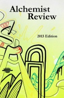 Cover of the 2013 Alchemist Review